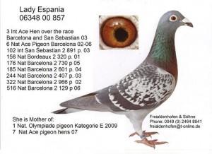 Lady Espania