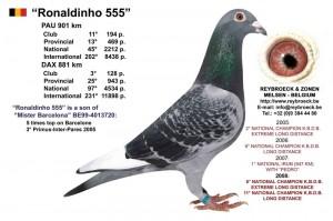 Ronaldinho 555